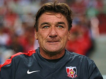 Playing in the match tomorrow will be such an honor for Urawa Reds-Team Manager Mischa