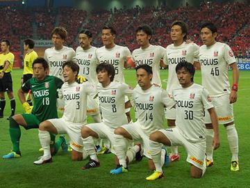 J.League 20th sec. vs Nagoya Grampus