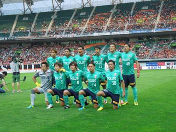 J.League 22nd sec. vs Shimizu S-Pulse