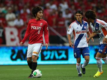 J.League 24th sec. vs Albirex Niigata