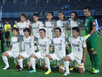 J.League Yamazaki Nabisco Cup Semi-Finals 1st Leg vs Kawasaki Frontale