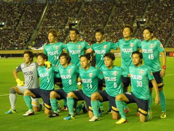 J.League 25th sec. vs F.C.Tokyo