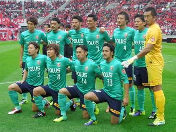 J.League 29th sec. vs Kashima Antlers