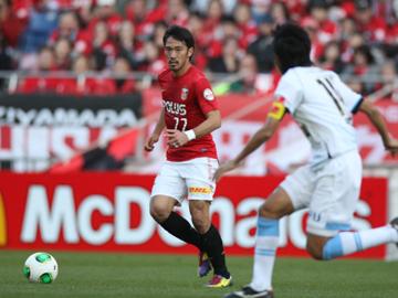 J.League 32nd sec. vs Kawasaki Frontale