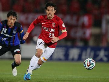 J.League 1st sec. vs Gamba Osaka
