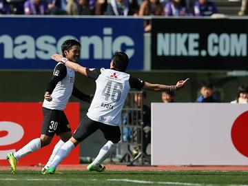 J.League 3rd sec. vs Sanfrecce Hiroshima