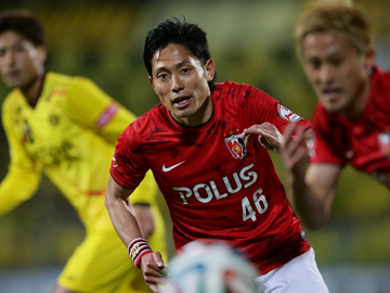 J.League Yamazaki Nabisco Cup Match1 vs Kashiwa Reysol