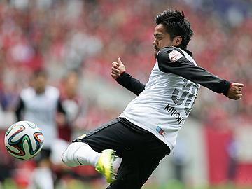 J.League 5th sec. vs Vissel Kobe