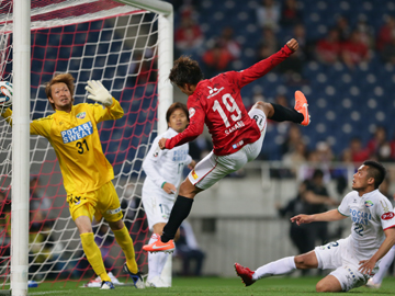 J.League Yamazaki Nabisco Cup Match3 vs Tokushima Vortis