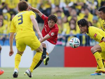 J.League 9th sec. vs Kashiwa Reysol