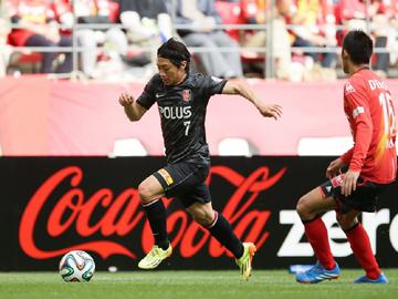 J.League 7th sec. vs Nagoya Grampus
