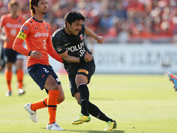 J.League 13th sec. vs Omiya Ardija