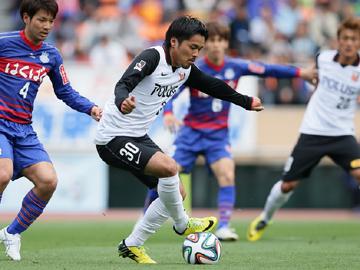 J.League 12th sec. vs Ventforet Kofu