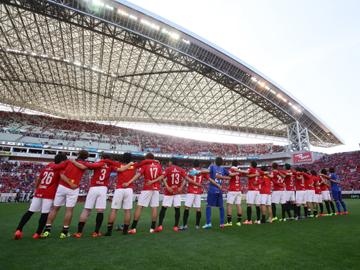 J.League 14th sec. vs Cerezo Osaka