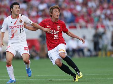 J.League Yamazaki Nabisco Cup Match7 vs Nagoya Grampus