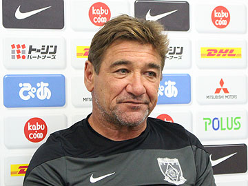 We will do what we have to do in the first J. League reopening match – Team Manager Mischa