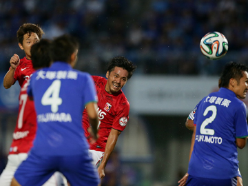 J.League 16th sec. vs Tokushima Vortis
