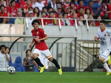 J.League 17th sec. vs Kashima Antlers