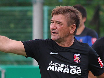 We aim to defeat our opponent in an all-or-nothing cup match – Team Manager Mischa