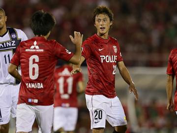 The 94th Emperor's Cup Third Round vs Thespa Kusatsu Gunma