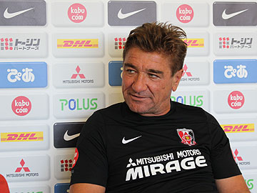We will be patient and give all our strength to play the type of soccer we must play – Team Manager Mischa