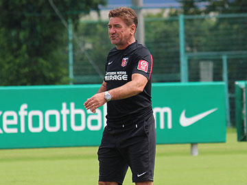 We will be able to play a good game with a positive result as long as we play our style of soccer – Team Manager Mischa
