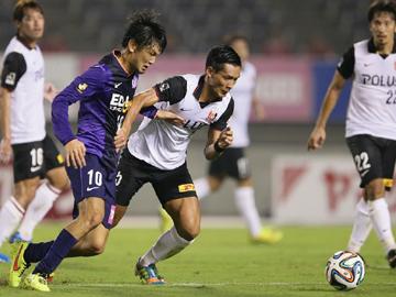 J.League Yamazaki Nabisco Cup Quarter-Finals 1stLeg vs Sanfrecce Hiroshima