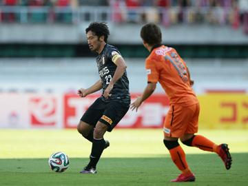 J.League 23rd sec. vs Shimizu S-Pulse