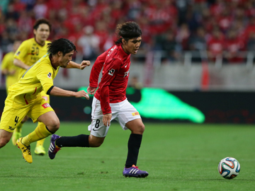 J.League 24th sec. vs Kashiwa Reysol