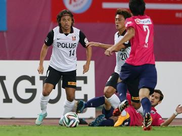J.League 26th sec. vs Cerezo Osaka
