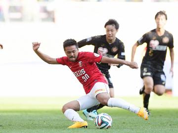 J.League 28th sec. vs Vegalta Sendai