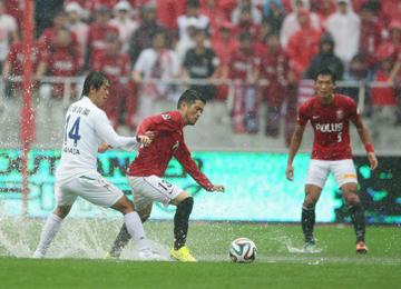 J.League 27th sec. vs Tokushima Vortis