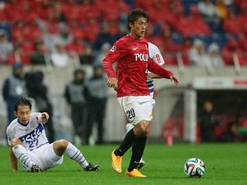 J.League 29th sec. vs Ventforet Kofu
