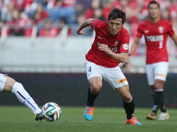 J.League 32nd sec. vs Gamba Osaka