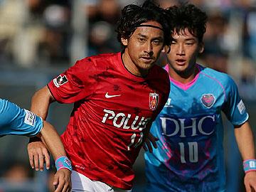 J.League 33rd sec. vs Sagan Tosu