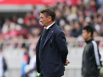 Team Manager Mischa – press conference after the match against Montedio Yamagata