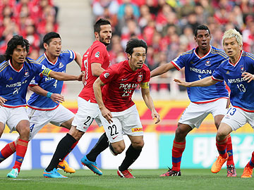 MEIJI YASUDA J1 League 1st Stage 6th Sec vs Yokohama F・Marinos(Result)