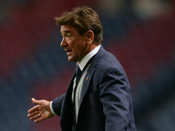 Team Manager Mischa – press conference after the match against Yokohama F. Marinos