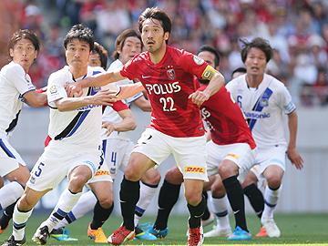 MEIJI YASUDA J1 League 1st Stage 9th Sec vs Gamba Osaka(Result)