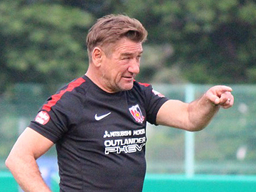 Team Manager Mischa – press conference the day before the match against FC Tokyo