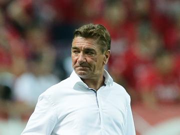 Team Manager Mischa – press conference after the match against Ventforet Kofu