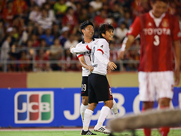 MEIJI YASUDA J1 League 2nd Stage 4th Sec vs Nagoya Grampus  (Result)