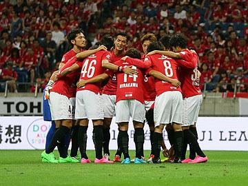 MEIJI YASUDA J1 League 2nd Stage 9th Sec vs Yokohama F・Marinos