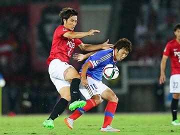 MEIJI YASUDA J1 League 2nd Stage 9th Sec vs Yokohama F・Marinos(Result)