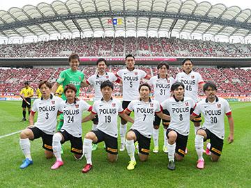 MEIJI YASUDA J1 League 2nd Stage 12th Sec vs Kashima Antlers(Result)