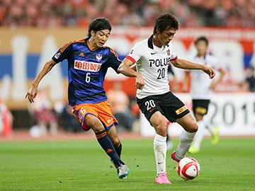 J.LEAGUE YAMAZAKI NABISCO CUP QUATER-FINALS 1st Leg vs Albirex Niigata(Result)