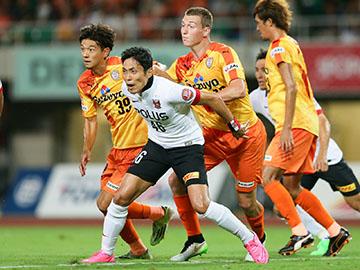 MEIJI YASUDA J1 League 2nd Stage 11th Sec vs Shimizu S-Pulse(Result)
