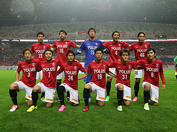 J.LEAGUE YAMAZAKI NABISCO CUP QUATER-FINALS 2nd Leg vs Albirex Niigata(Result)