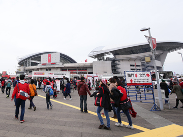 MEIJI YASUDA J.LEAGUE CHAMPIONSHIP Semi-Final vs Gamba Osaka