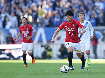 Meiji Yasuda Life Insurance Company J. League Championship semi-final vs Gamba Osaka(Result)